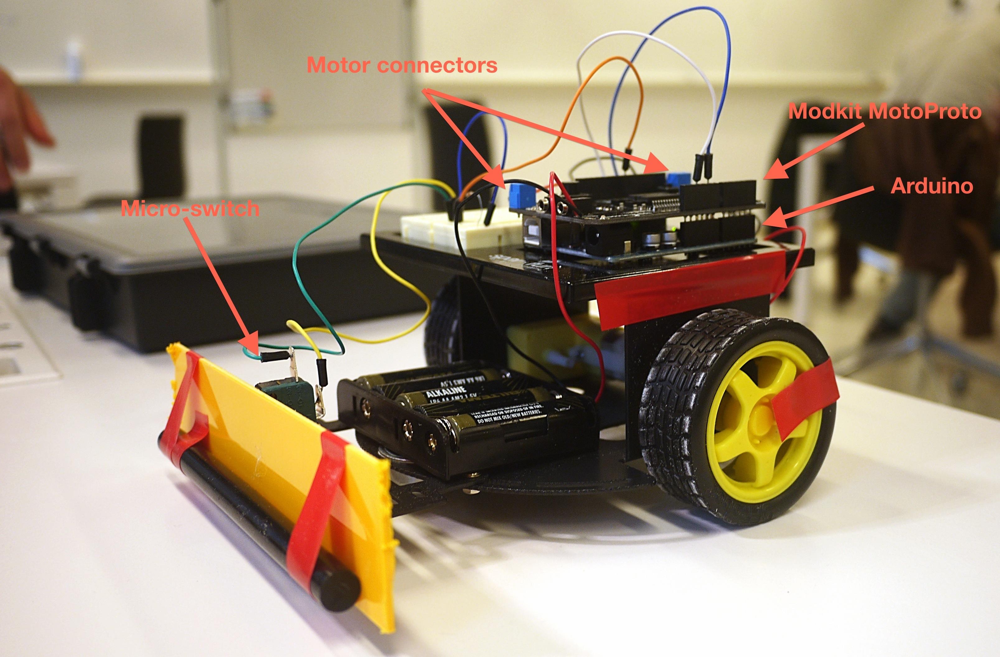 Simple robot fluffyelephant